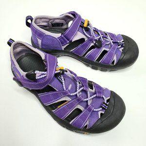 Keen Newport Sandals Classic Waterproof Purple 6